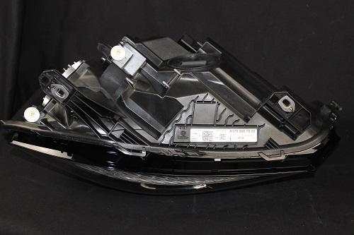 mercedes a klasse w176 headlights scheinwerfer voll led. Black Bedroom Furniture Sets. Home Design Ideas